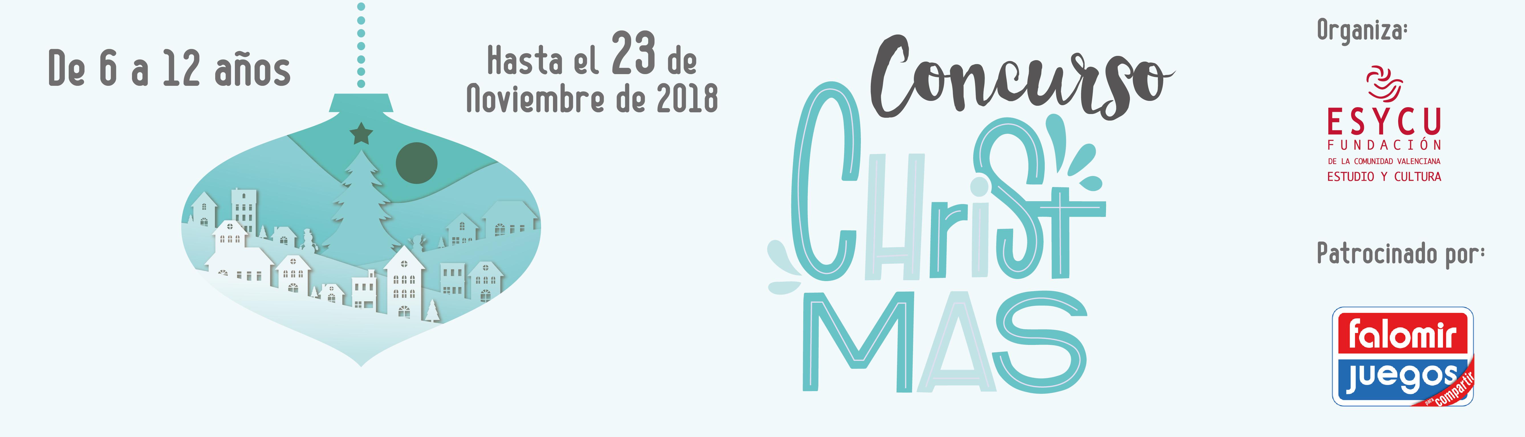 Concurso Christmas 18 Banner